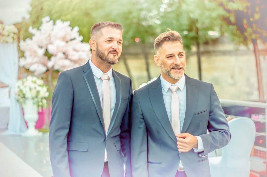 costumes mariage Déclaration Mariage Paris