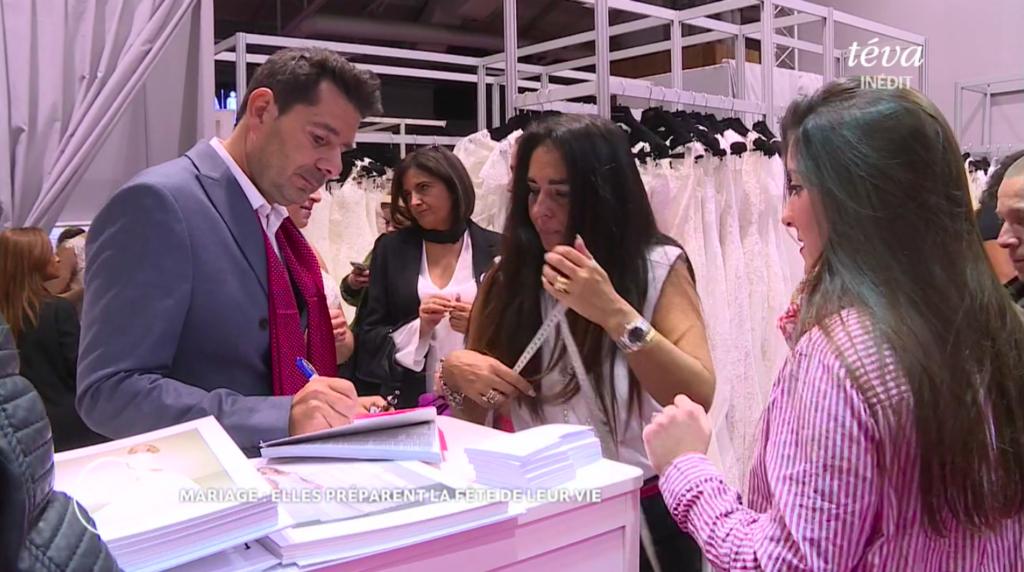dossier de teva - salon du mariage - declaration mariage paris