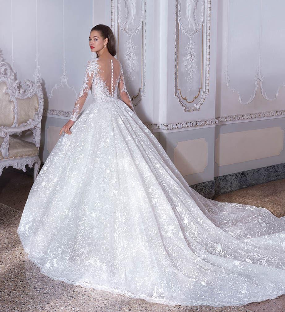 04e6e8b841d Robe de mariée Demetrios Platinium modèle DP392 - Déclaration Mariage