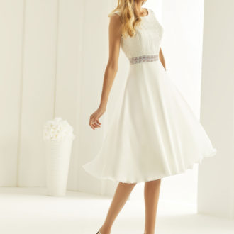 Robe de mariée Bianco Evento modèle Florida