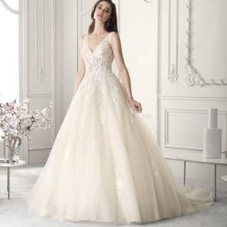 Robe de mariée Demetrios modèle 813