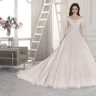 Robe de mariée Demetrios modèle 864