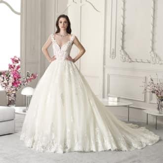 Robe de mariée Demetrios modèle 866