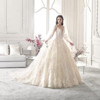 Robe de mariée Demetrios modèle 879
