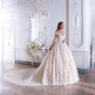 Robe de mariée Demetrios Platinium modèle DP380