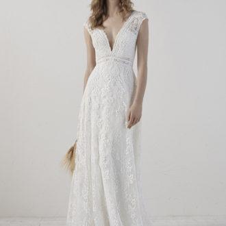 Robe de mariée Pronovias modèle Ederne