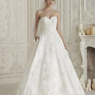 Robe de mariée Pronovias modèle Eleta