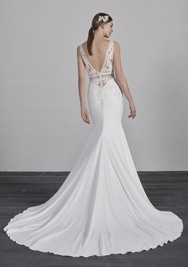 produit chaud choisir le plus récent construction rationnelle Robe de mariée Pronovias modèle Emily - Déclaration Mariage