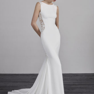 Robe de mariée Pronovias modèle Estima