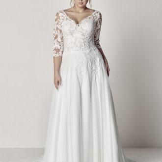Robe de mariée Pronovias modèle Etolia