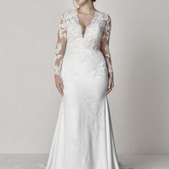 Robe de mariée Pronovias modèle Eva