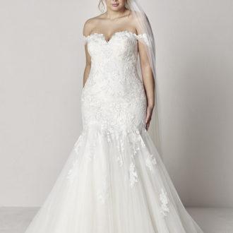 Robe de mariée Pronovias modèle Extrem