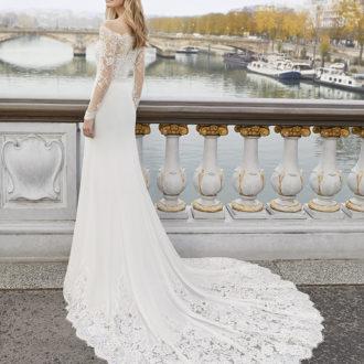 Robe de mariée Rosa Clara modèle Eddie