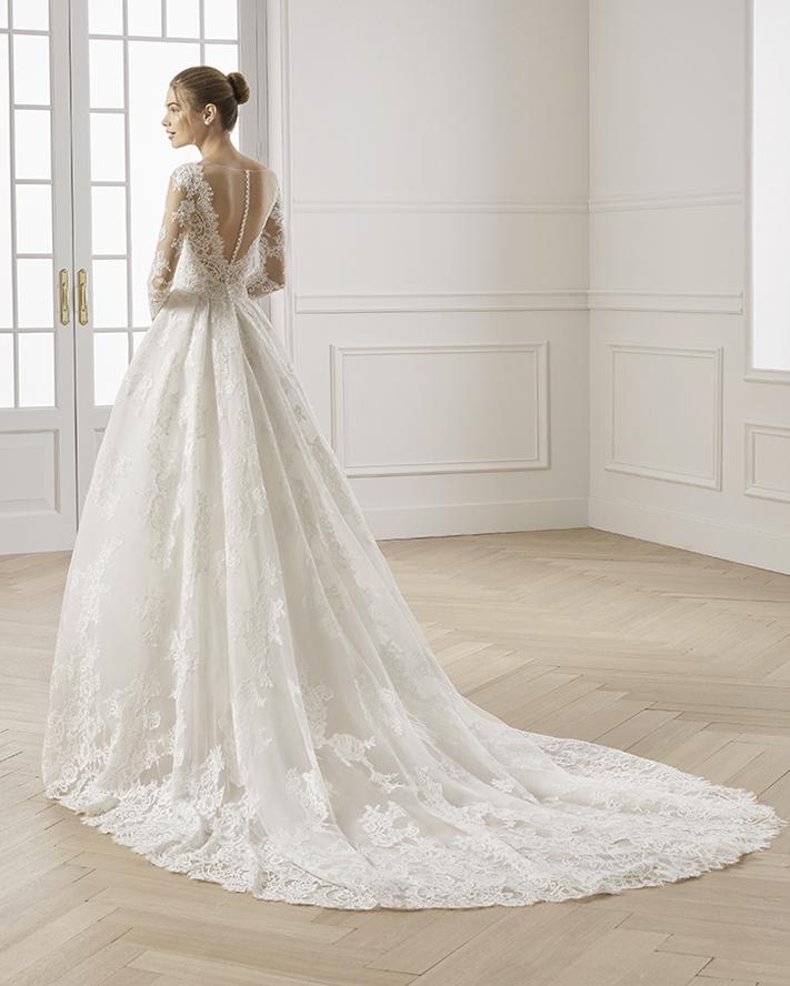 Robe de mariée Rosa Clara modèle Era - Dé