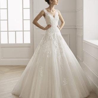 Robe de mariée Rosa Clara modèle Erudito
