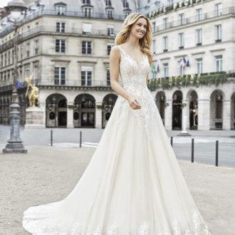 Robe de mariée Rosa Clara modèle Exito