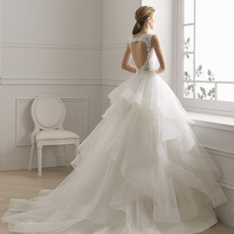Robe de mariée Rosa Clara modèle Estibaliz