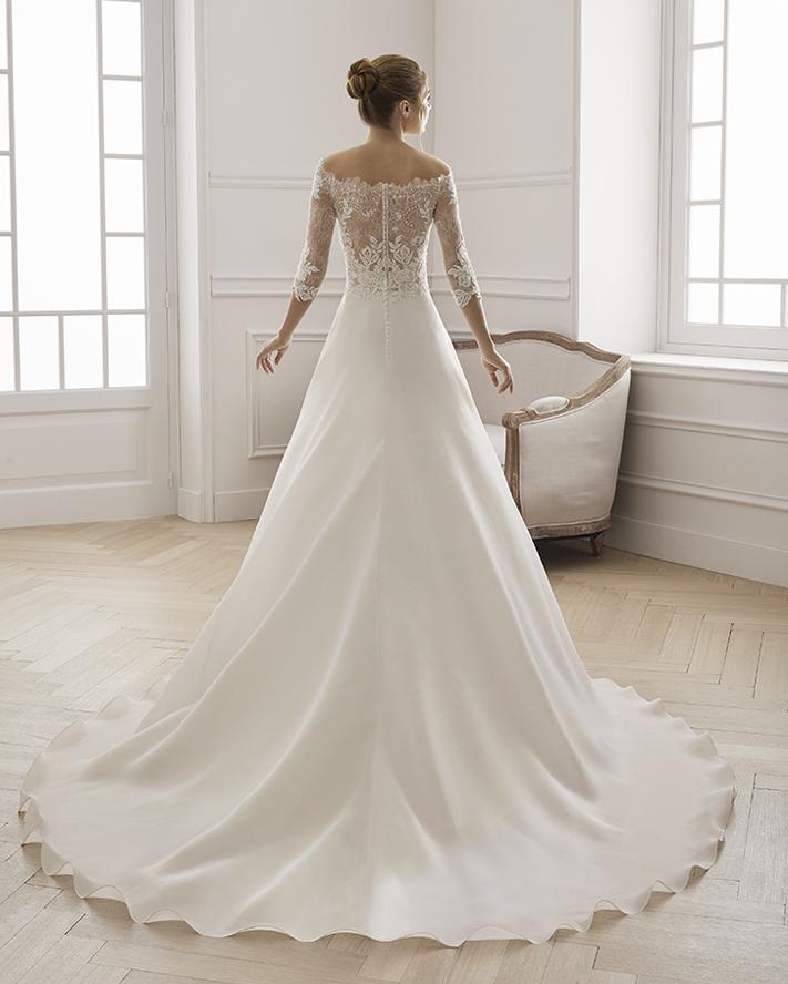 Robe de mariée Rosa Clara modèle Escabel