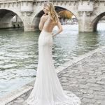 Robe de mariée Rosa Clara modèle Ebbony