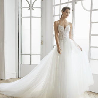 Robe de mariée Rosa Clara modèle Enara