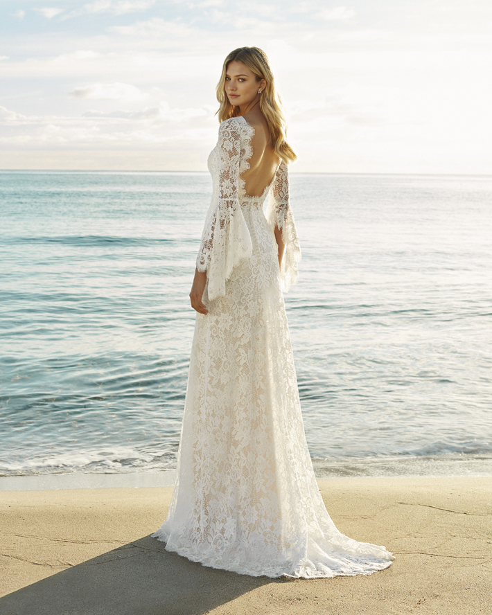 Robe de mariée Rosa Clara modèle Genista
