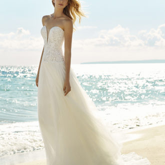 Robe de mariée Rosa Clara modèle Gianna