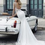 Robe de mariée Rosa Clara modèle Valet
