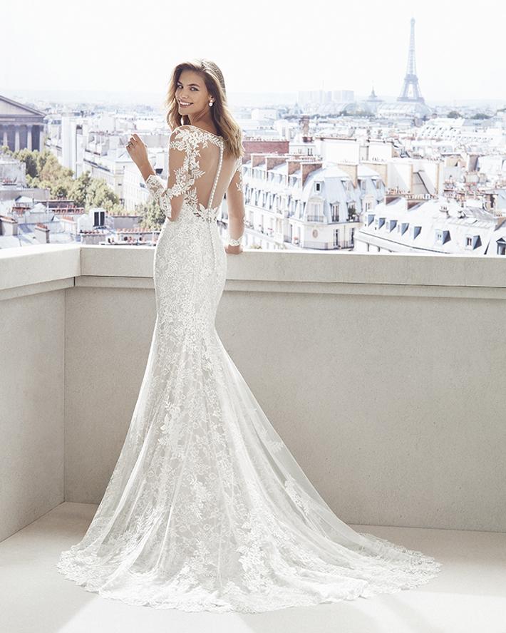 Robe de mariée Rosa Clara modèle Vel , Déclaration Mariage