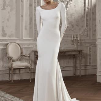 Robe de mariée San Patrick modèle Albatros