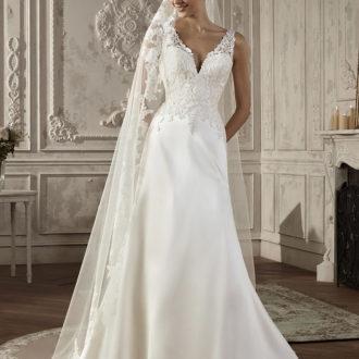 Robe de mariée San Patrick modèle Amance