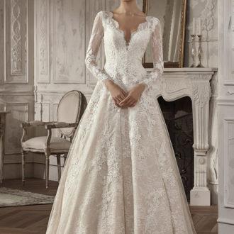 Robe de mariée San Patrick modèle Amposta