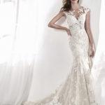 Robe de mariée San Patrick modèle Leticia