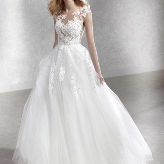 Robe de mariée White One modèle Felicidad