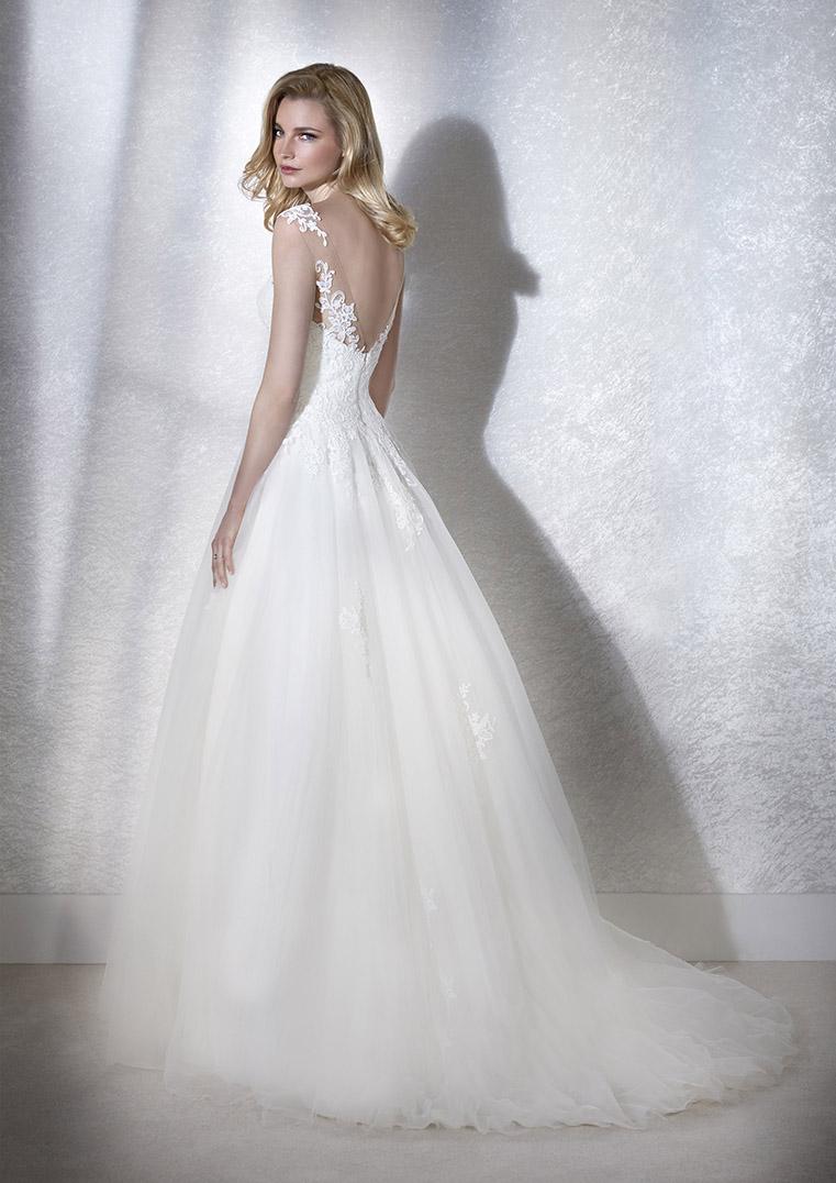 Robe de mariée White One modèle Femme - Dé