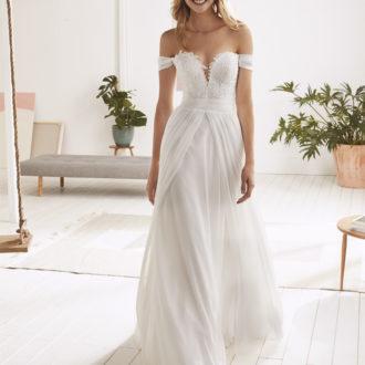 Robe de mariée White One modèle Onice