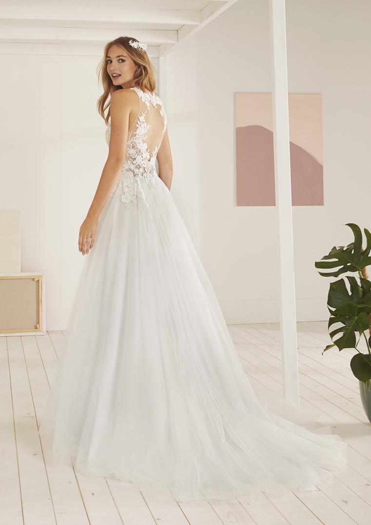 Robe de mariée White One modèle Orleans -