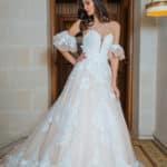 Robe de mariée Paul & Nathalie modèle S1909
