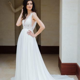 Robe de mariée Paul & Nathalie modèle S1926