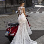 Robe de mariée Tarik Ediz modèle 93603