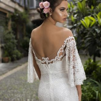 Robe de mariée Tarik Ediz modèle 93672
