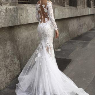 Robe de mariée Tarik Ediz modèle 93673