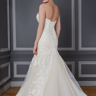 Robe de mariée Love Wedding modèle Douchka