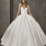 Robe de mariée Pronovias modèle Nice