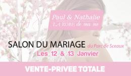 Salon du Mariage du Parc de Sceaux