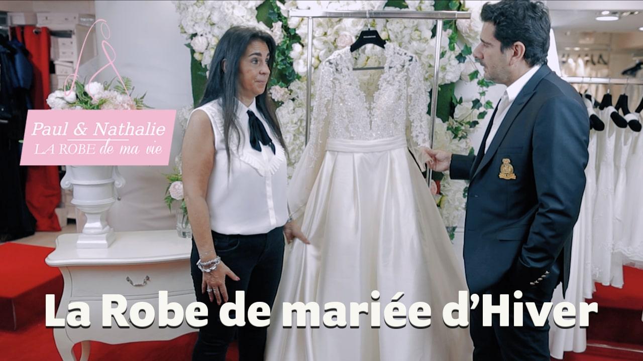 La Robe De Mariee Hiver Declaration Mariage Paris