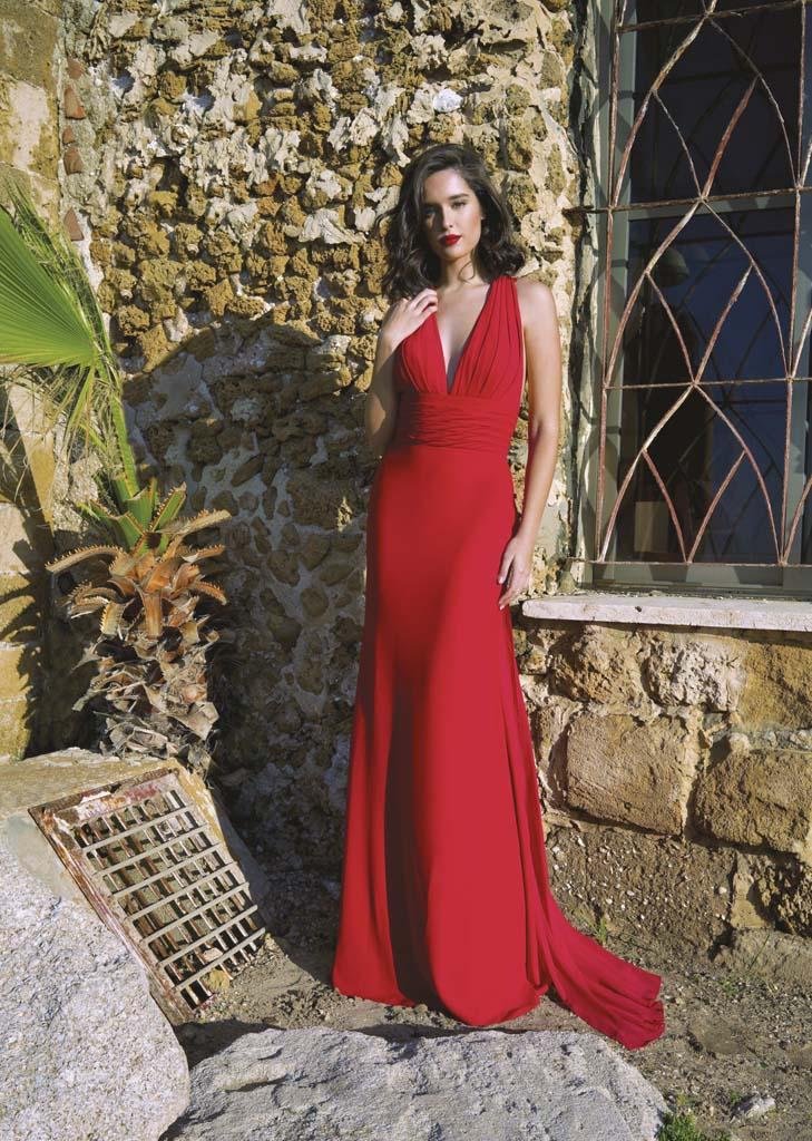 Robe De Cocktail Miss Paris Modele 20336 Declaration Mariage