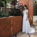 Robe de mariée Bo'M modèle BM138