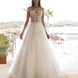 Robe de mariée Cosmobella modèle 7991