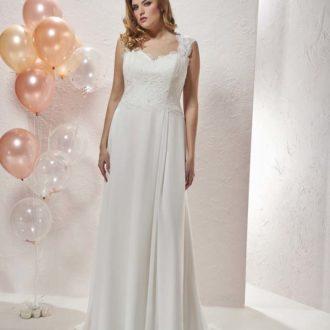 Robe de mariée Curvy modèle 20814