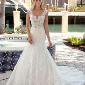 Robe de mariée Demetrios modèle 1004